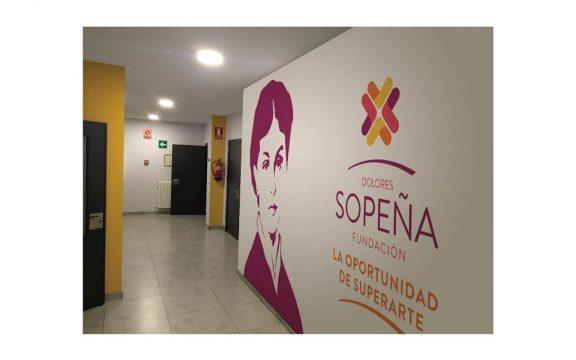 LA FUNDACIÓN OBRA SOCIAL Y CULTURAL SOPEÑA RENUEVA SU NUEVA IMAGEN INSTITUCIONAL.