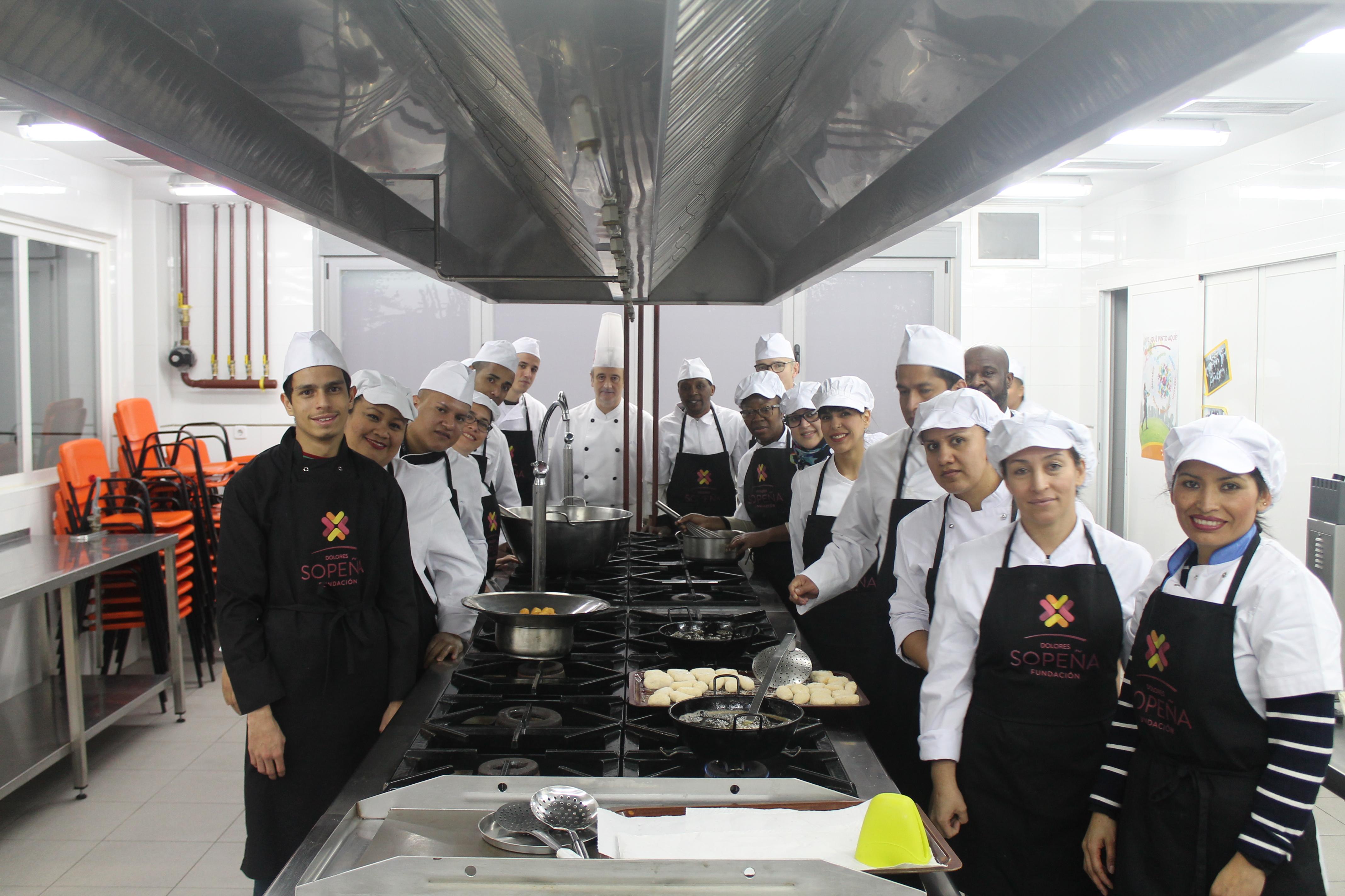 Ayudante de cocina profesional centro sope a madrid - Ayudante de cocina madrid ...