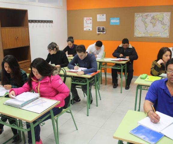 Preparación del examen de nacionalidad