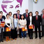 Éxito del Proyecto Acompañándote del Fondo Solidario Santander