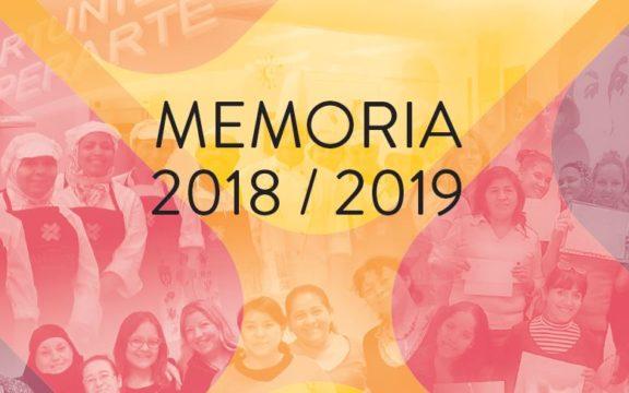La memoria avala nuestro trabajo