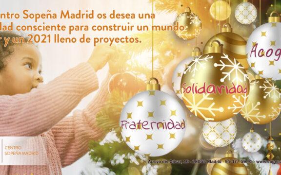 ¡Feliz Navidad y un poco de esperanza!